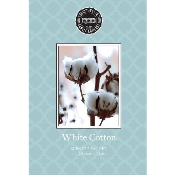 Саше White Cotton BW106088