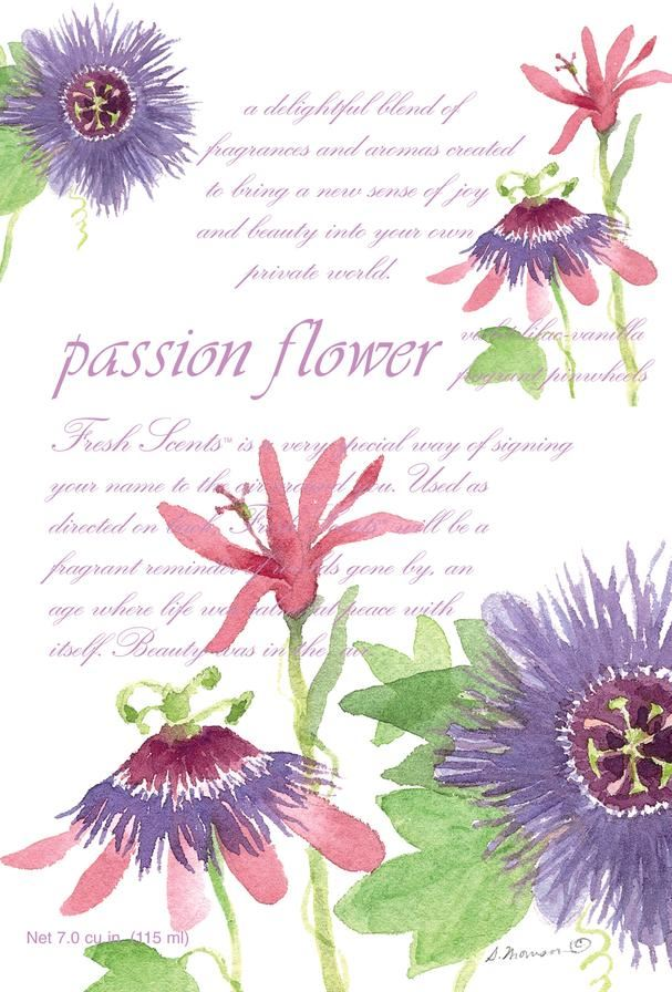 Саше Passion Flower FS200110